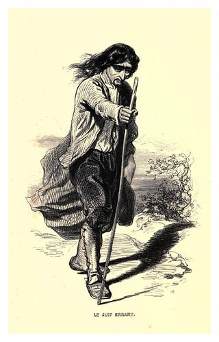 001-El judio errante-Le juif errant 1845- Eugene Sue-ilustraciones de Paul Gavarni