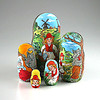 Little Red Riding Hood Nesting Doll (The Russian Store) Tags: trs matrioshka matryoshka russiannestingdolls кукла stackingdoll русская russianstore матрешка russiangifts русскиймагазин russiancollectibledolls shoprussian русскиеигрушки русскиеподарки русскиесувениры