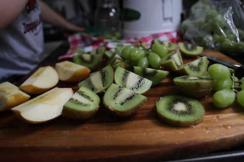 kiwi grape juice