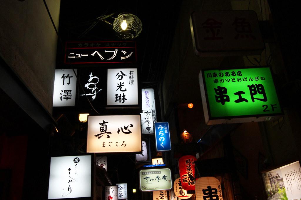Kamogawa Night Photo (6)