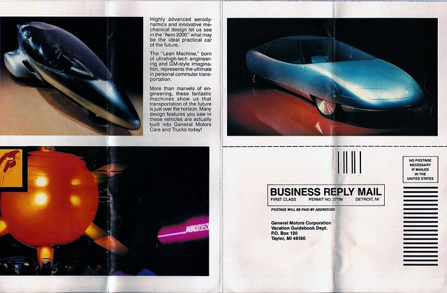 World of Motion - GM Pamphlet 1985 4