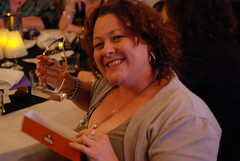 Paula Roe, Winner of the Australian Romance Readers Award for Favourite Short Category Romance 2010