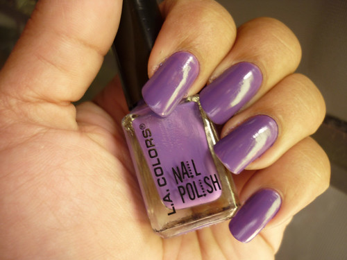 L.A. Colors - Exotic Jewels Purple