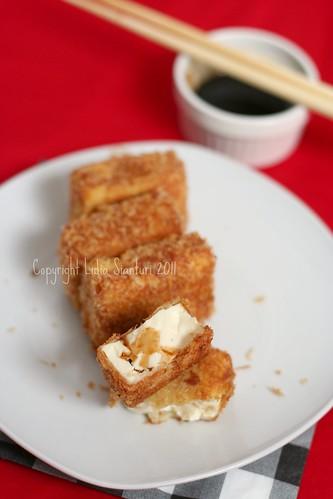 Crispy Tofu w/ Dipping Sauce