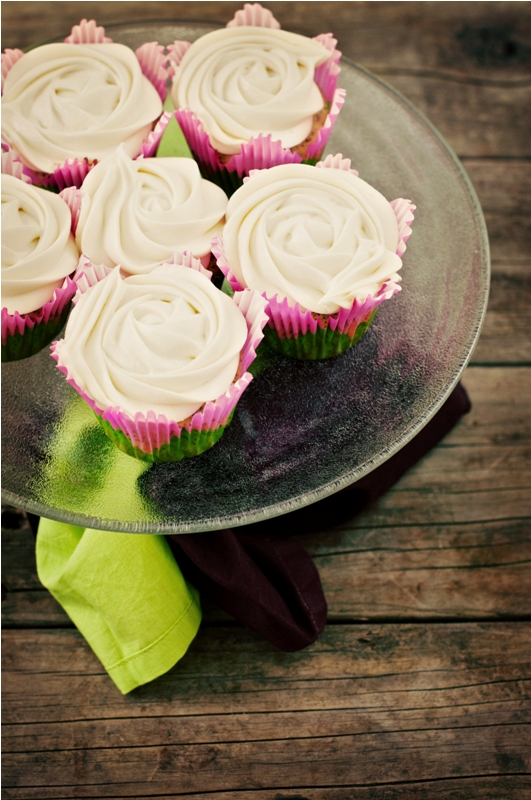 Carrot Ginger Cupcakes With Cream Cheese Frosting Recipe 40th Birthday