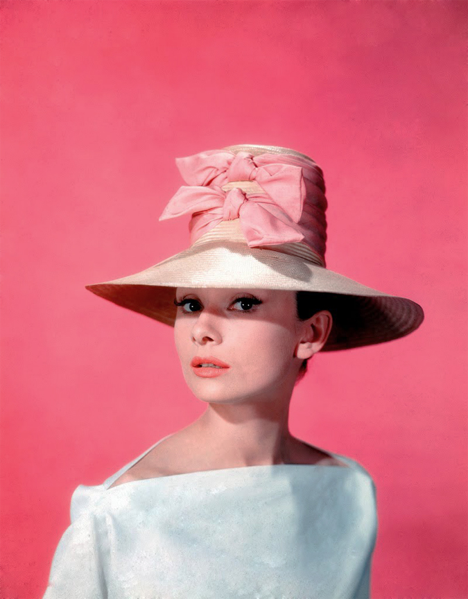 Think Pink: Audrey Hepburn Inpiration for Spring 2011