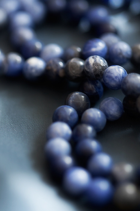 Color 25/31:  Blue Beads