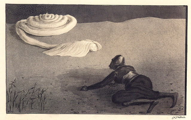 Alfred Kubin - The Last Adventure, 1901