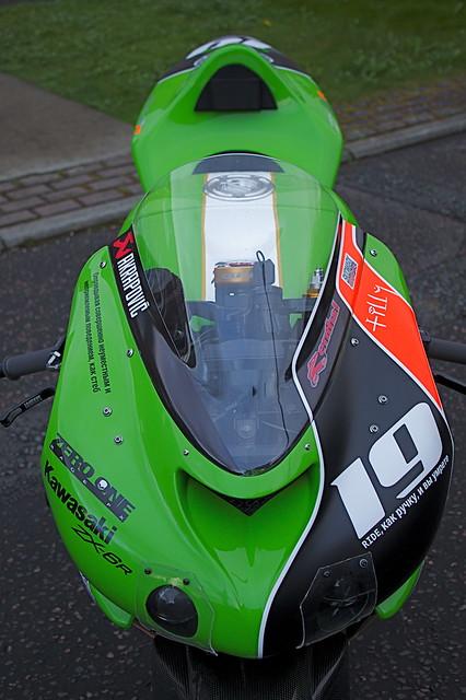 Kawasaki ZX6R 5586103652_5e4ba755aa_z