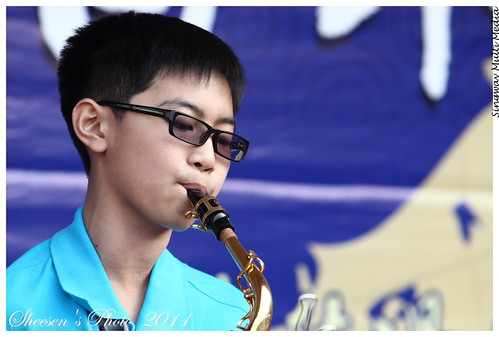 管樂小集彩演出-2011楊老大生日快樂