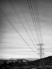 The Wires in the Mountains (andertho) Tags: california azul open power space parks sierra powerlines preserve ep2 sierraazulopenspacepreserve