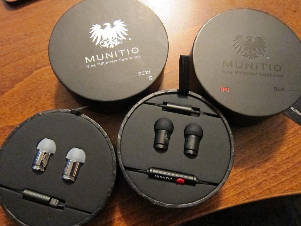 Munitio 001