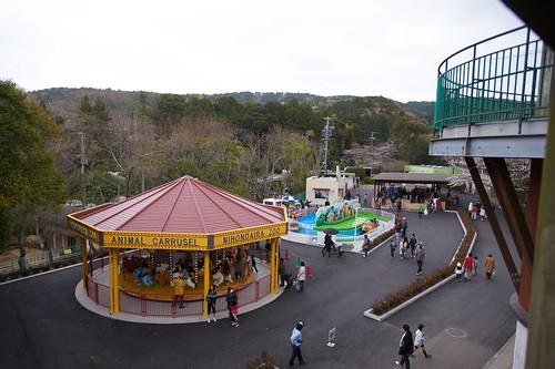 家族で日本平動物園  045