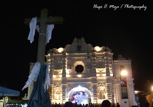 Iglesia de Santa Ana , La Antigua Guatemala.