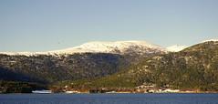Between lesund and Molde (Joko-Facile) Tags: sea mountains norway landscape see norwegen berge landschaft molde lesund hurtigruten alesund