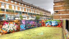 Crome Gameboy Bonzai Lovepusher (datachump) Tags: crome gameboy vibes rt london graffiti stockwell lovepusher remember jesus bonzai bode