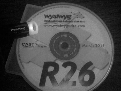 WYSIWG R26
