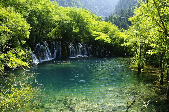 九寨溝-Jiuzhaigou National Park