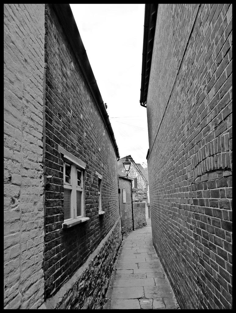 Christchurch Alleyway