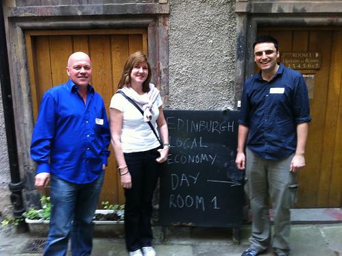 Edinburgh Local Economy Day
