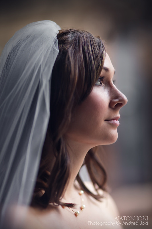 profile bride