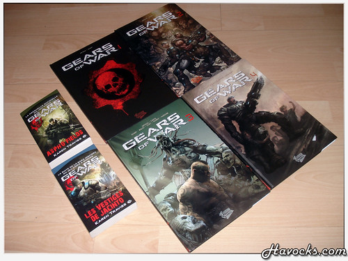 Gears of War - Roman-Comics - 01