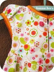 leah top (hanna herz) Tags: dress sewing nia coser vestido bluse blusa kleid nhen oberteil tunika kleidchen leahtop