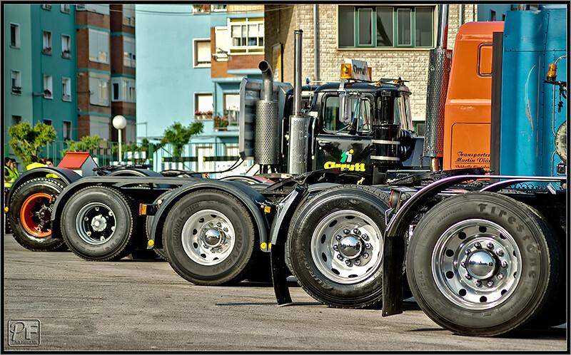 II Truck Show Festival de Torrelavega