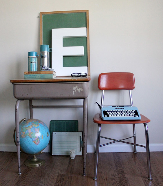 School Room Vintage