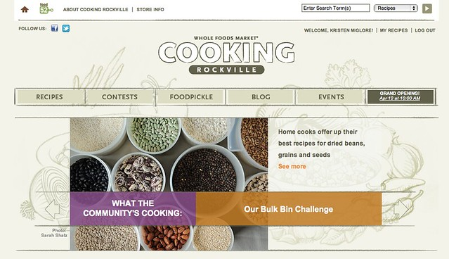 Whole Foods Market Cooking