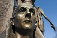 The Gttingen Seven / Hannover (michael_hamburg69) Tags: sculpture monument bronze germany geotagged deutschland 7 skulptur hannover seven professor sieben denkmal scultura niedersachsen landeshauptstadt gttingersieben gttinger7 thegttingenseven geo:lat=52369694 geo:lon=9734069