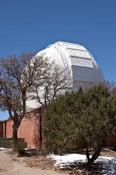 1.3 Meter Telescope on Kitt Peak