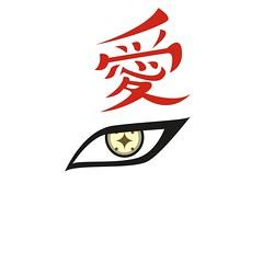 Gaara (Zombie Reynolds) Tags: anime sage sharingan byakugan narutoshippuden eyetechnique