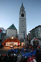 Dino Colli (Cortina d'Ampezzo) Tags: italy snow ski fanclub neve sci dolomites dolomiti colli tofana cortinadampezzo tofane coppadelmondo scialpino coachparty pistaolimpia coppadelmondodiscifemminile