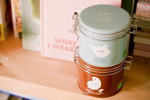 La thé panoplie