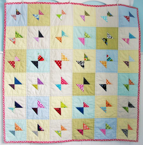 Scrappy Bowties Quilt
