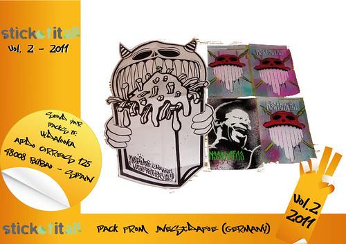 Pack from NESTDAFOE by Vidalooka