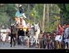 Kakkoor Bullock Cart Race (Rishad Puthenveettil) Tags: people india festival kerala nikond90 bullockcartrace malayalikkoottam keralaclicks kakkoor kalavayal