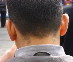 SP 024 (GusRoman) Tags: haircut hair buzz bald scissors barbershop crew crop barber shave buzzcut clippers nape