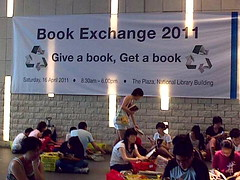 Book Exchange 2011