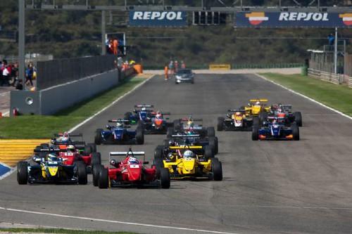 European F3 Open Circuit Valencia
