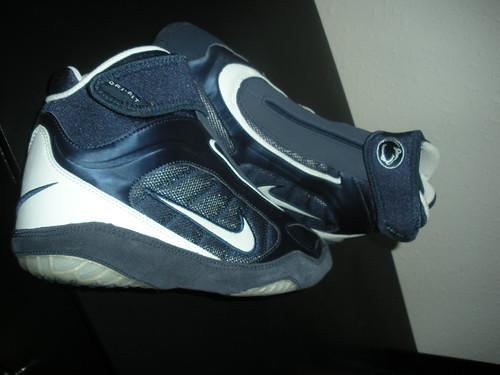 Nike Kolat 2k4 Penn State Wrestling Shoes