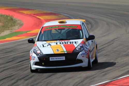 Palomeras Clio Cup Motorland