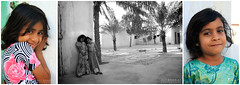 Datepalm Girls (alishariat) Tags: travel pink girls vacation portrait blackandwhite holiday green tourism girl restaurant persian fantastic diptych triptych place iran awesome muslim sightseeing middleeast persia stunning destination iranian exploration touring persiangulf gheshm hengam datepalms islamicworld alishariat intrepidtravels