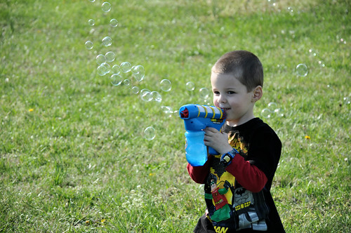 caleb bubble gun 2
