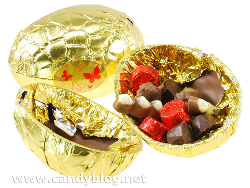 Choceur Milk Chocolate Flame Egg
