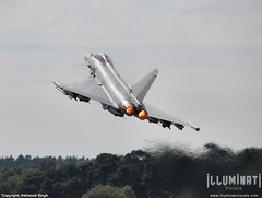 Eurofighter Typhoon - RAF (WeChitra Photography) Tags: speed airplane power aircraft military eurofighter airforce missiles typhoon weapons airpower aerospace twinengine supersonic thrust jetengines royalairforce abhisheksingh militaryjet eurofightertyphoon britishairforce deltawings illuminativisuals