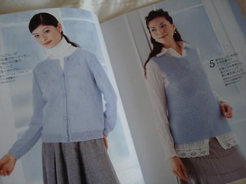 ミセスのセーター&ベスト