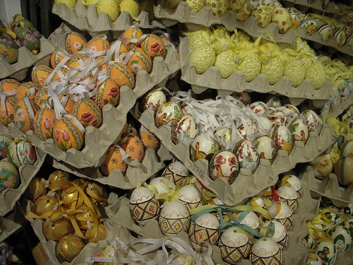 Eggs for sale in Salzburg