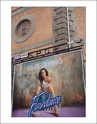 Flashdance by hans van egdom